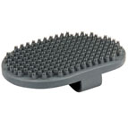 Soft Grip Rubber Grooming Brush - KA10