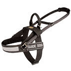 High Quality Guide Nylon Dog Harness with Reflective Front Strap