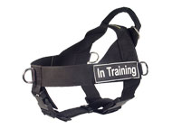 Nylon Dog Harness for Pulling, Tracking, Training and SAR