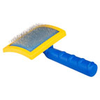 Unbreakable Curved Slicker Brush - KA8