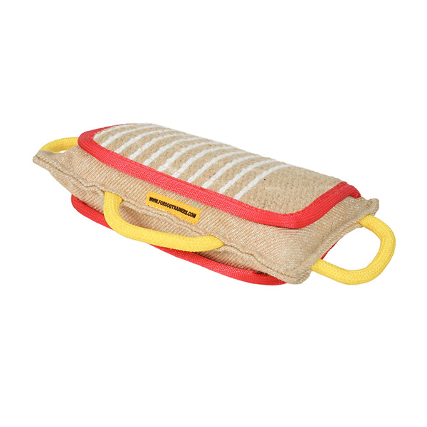 Durable Bite Pad with Handles