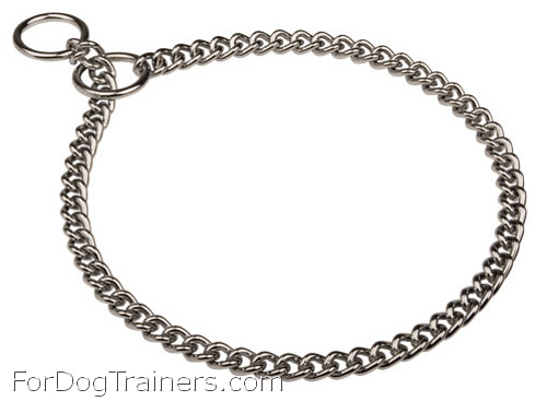 Luxury Looking Choke Dog Collar - 51012 (02)