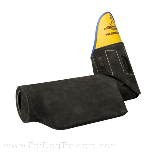 Schutzhund training protection bite sleeve with inside padded handle