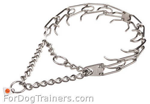 Heavy-duty Dog Pinch Collar